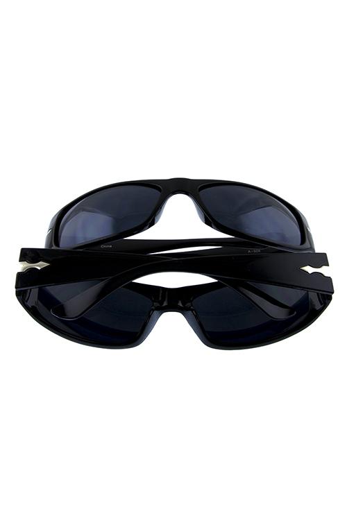 9c0a3821662 Mens power square plastic freedom sunglasses I3-A928