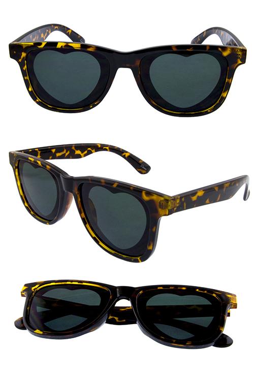 1b35dd9bc0 Womens valentine plastic square frame sunglasses C2-LS96029