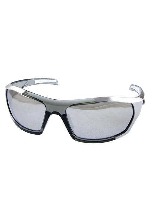 e0335a64877 Mens Xloop fully rimmed active square sunglasses B2-X2569