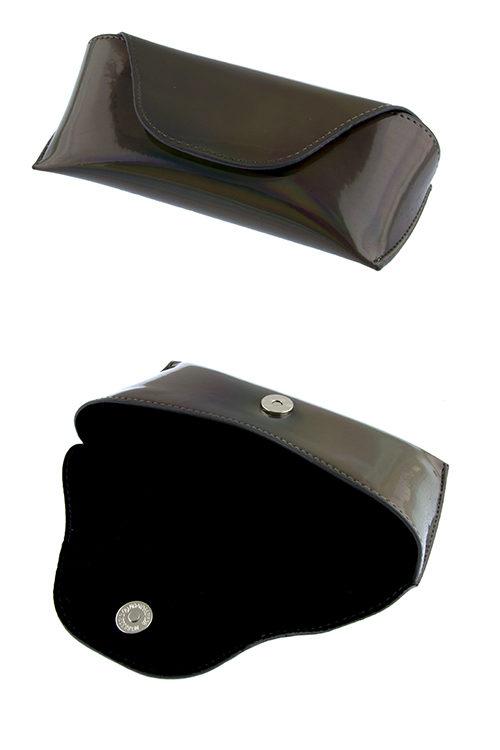 dba77b86d9ffd Buttonlock magnetic sunglass case accessory K-BF617