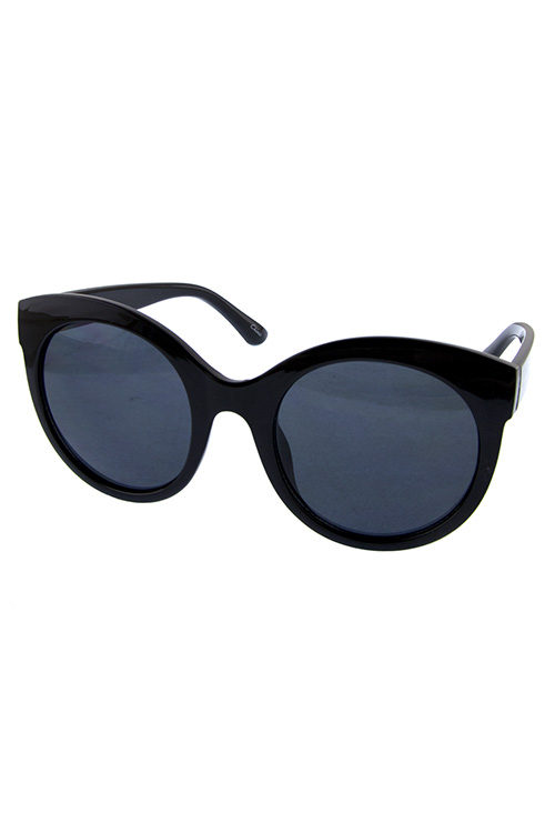 25808d4047d Womens rounded style plastic fashion sunglasses C2-LS96011