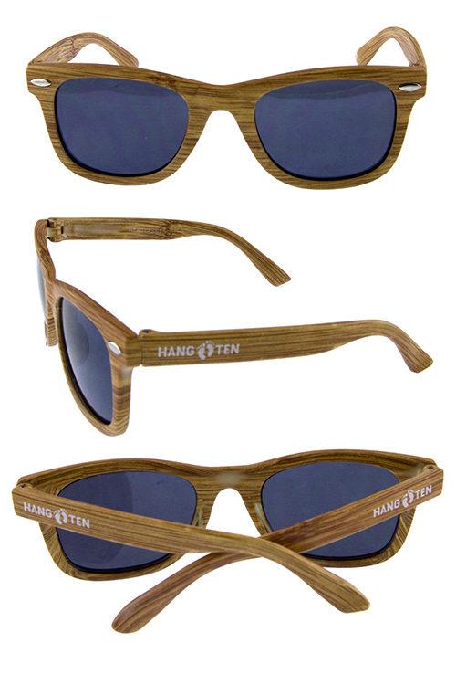 b6d5a8cf3d Kids wooden plastic style sunglasses L2-HTK01F