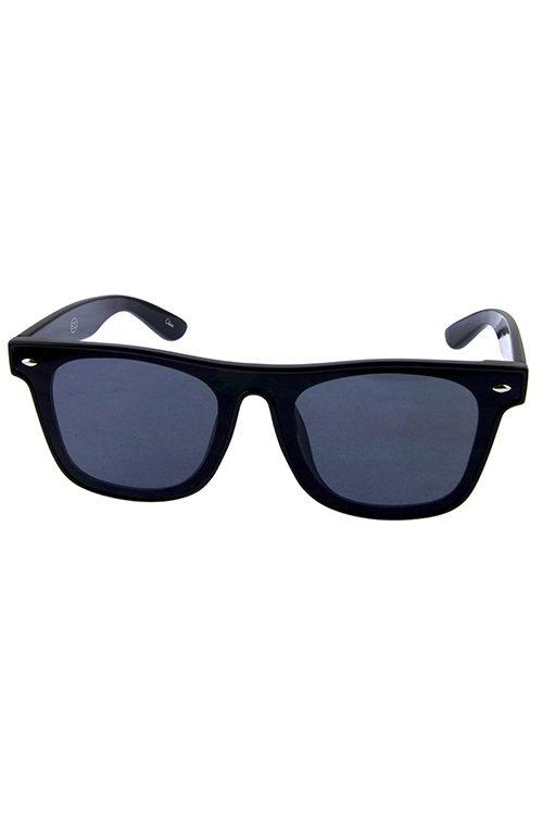 72694c9feaf1 Unisex horn rimmed plastic retro sunglasses D4-CH92014