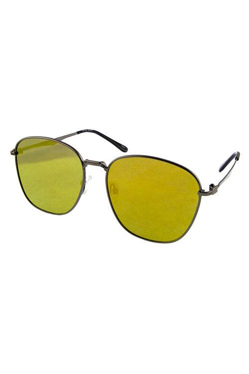 eabaa706a Womens classic square metal fashion sunglasses F1-Y9209